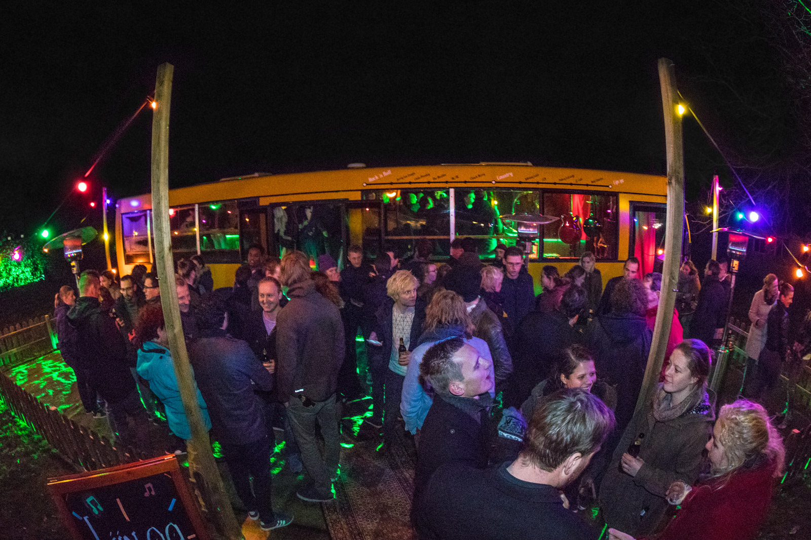 festival bus creatief foodtruck festivals